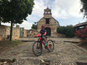 Recorriendo Tabio, Cundinamarca.